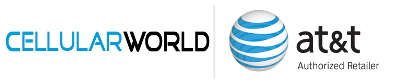 att logo cellular world